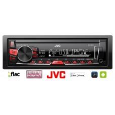 JVC KD-X230 AUTÓRÁDIÓ  USB,AUX  BEMENETTEL