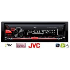 JVC KD-X 130 MECHANIKA NÉLKÜLI AUTÓRÁDIÓ,USB ÉS AUX BEMENETTEL